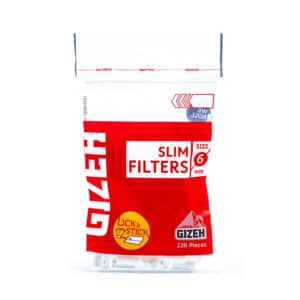 Filtre GIZEH 6mm Slim (120)
