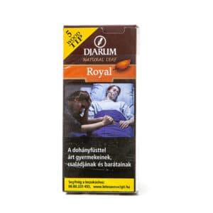 Tigari de foi Djarum Royal