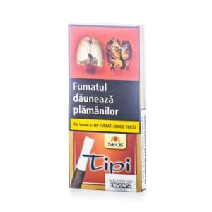 Aroma de vanilie, cu intensitate usor spre mediu.