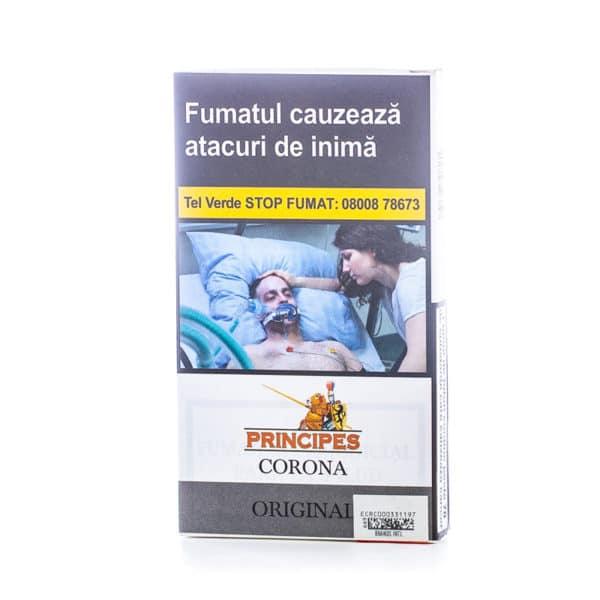 Aroma naturala de tutun