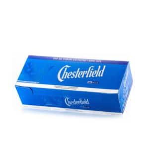 Tuburi tigari CHESTERFIELD Blue (200)