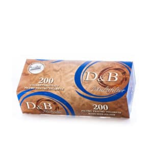 Tuburi tigari D&B Multifilter (200)