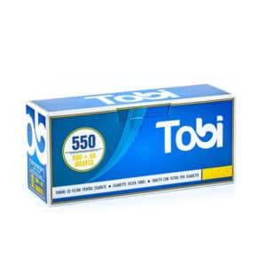 Tuburi tigari TOBI (550)