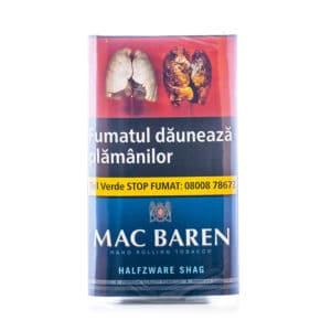 Tutun MAC BAREN Halfzware Shag (35g)