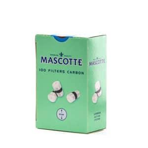 Filtre MASCOTTE 8mm Carbon (100)
