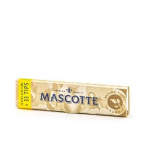 Foite Mascotte Slim Size Organic CombiPack