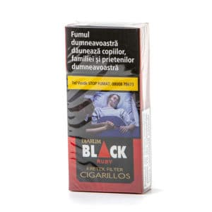 Tigari de foi DJARUM Black Filter Cigarillos (10)