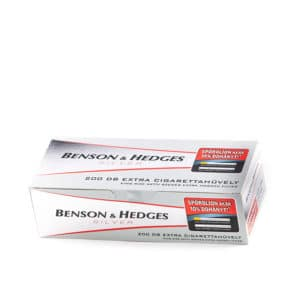 Tuburi Benson & Hedges Silver Extra 200TT