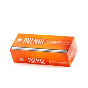 Tuburi Pall Mall Orange (Amber) Multifilter 200TT