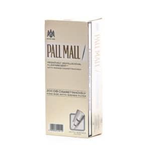 Tuburi tigari PALL MALL White Multifilter (200)