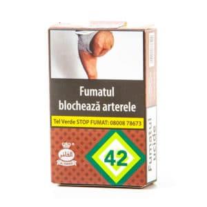 Tutun de narghilea Al Fakher 42 Ciocolata Menta