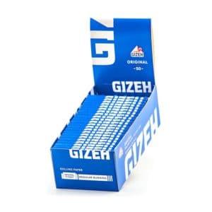 Foite Gizeh Blue Original 3 etutun
