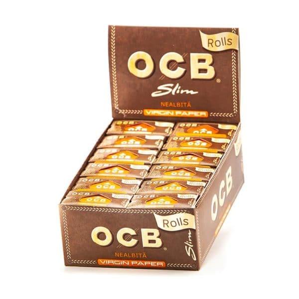 Foite OCB Virgin Paper Rola