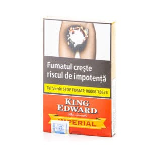 Tigari de foi KING EDWARD Imperial (5)