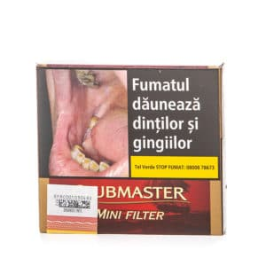 Tigari de foi CLUBMASTER Mini Filter Red (10)