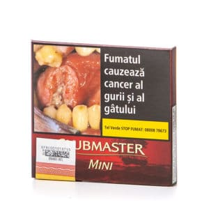 Tigari de foi CLUBMASTER Mini Red
