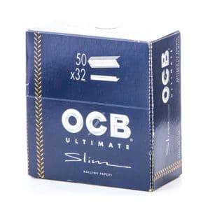 Foite OCB King Size Slim Ultimate (32)