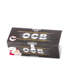 Tuburi tigari OCB Black (250)