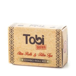 Foite rola TOBI Brown (5m) + TIPS (50)