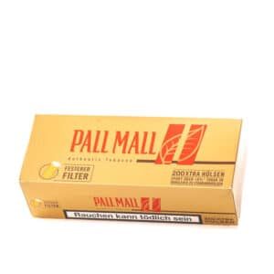 Tuburi tigari PALL MALL Authentic Red Extra (200)