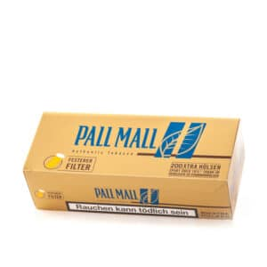 Tuburi tigari PALL MALL Authentic Blue Extra (200)