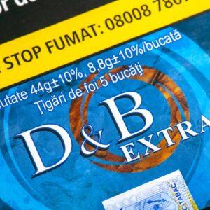 Tigari de foi inj D&B Extra (44g)