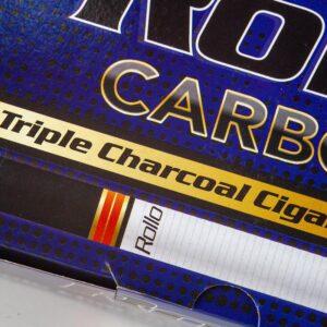 Tuburi tigari ROLLO Carbon (200)
