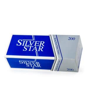 Tuburi tigari SILVER STAR (200)