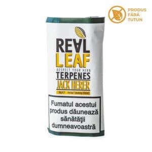 Inlocuitor tutun REAL LEAF Jack Herer (30g)