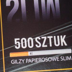 Tuburi tigari KORONA Slim (500)