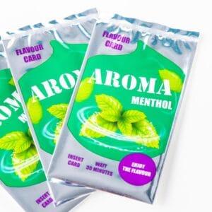Card aromat tigari AROMA Menthol (1)