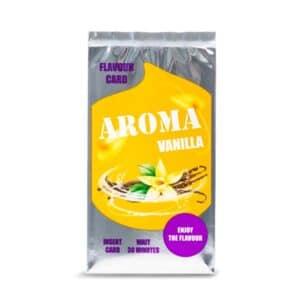 Card aromat tigari AROMA Vanilla (1)