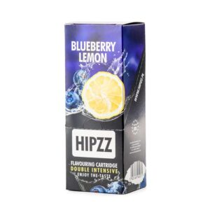 Card aromat tigari HIPZZ Blueberry Lemon (1)