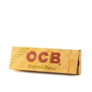 Foite OCB Organic Hemp (50)