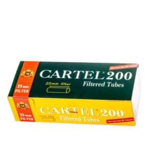Tuburi tigari CARTEL Extra (200)