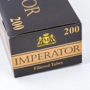 Tuburi tigari IMPERATOR Black (200)