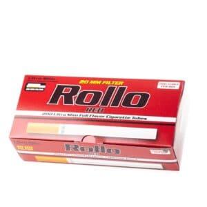 Tuburi tigari ROLLO Red Ultra Slim (200)