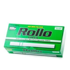 Tuburi tigari ROLLO Menthol Ultra Slim (200)