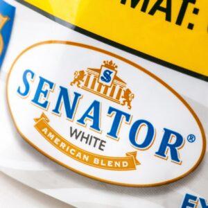 Tutun SENATOR White Extra Volume (80g)