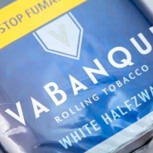 Tutun VABANQUE White Halfzware (30g)