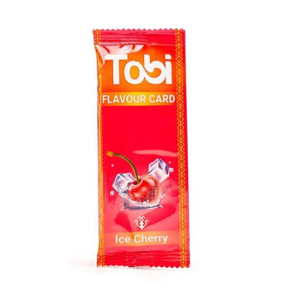 Card aromat tigari TOBI