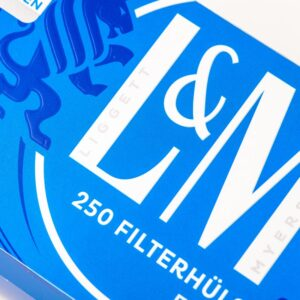 Tuburi tigari LM Blue Extra (250)