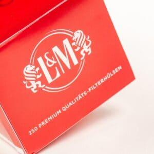Tuburi tigari LM Red Extra (250)