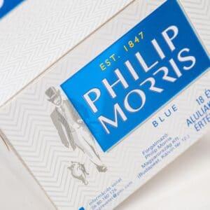 Tuburi tigari PHILIP MORRIS Blue Multifilter (200)