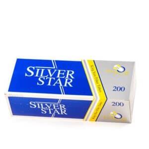 Tuburi tigari SILVER STAR XL (200)