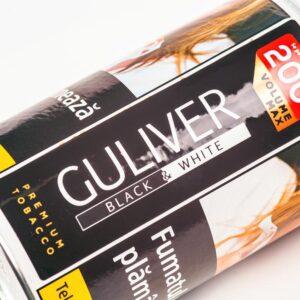 Tutun GULIWER Black White (90g)
