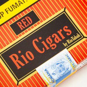 Tigari de foi inj RIO Red by RioTabak (45g)