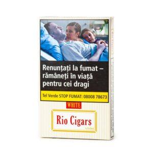Tigari de foi inj RIO White by RioTabak (47.5g)