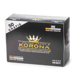 Tuburi tigari KORONA (550)