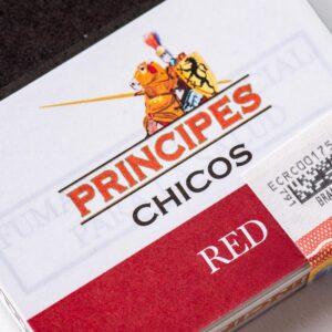 Tigari de foi PRINCIPES CHICOS Red (5)